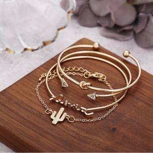 Jewelry - • Bangle Bracelet Set •